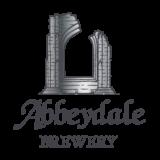 32 abbeydale brewery be logo grey outline silver website 125mm brewery logo